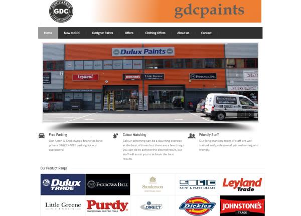 GDC Paints