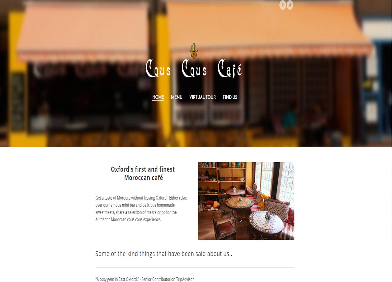 Cous Cous Café